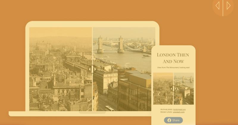 Как создать интерактивное сравнение изображений «Доипосле»: сервис Interacty