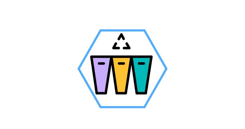 Памятка, чтобы научиться сортировать мусор