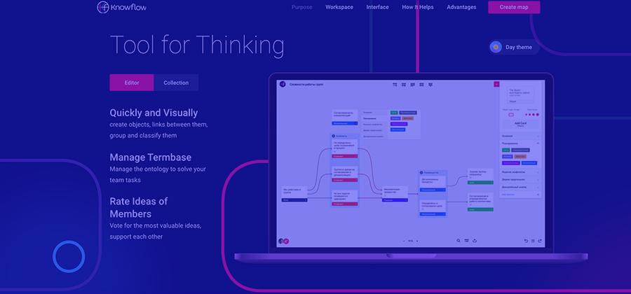 Создаем блок-схему для решения задач: сервис KnowFlow